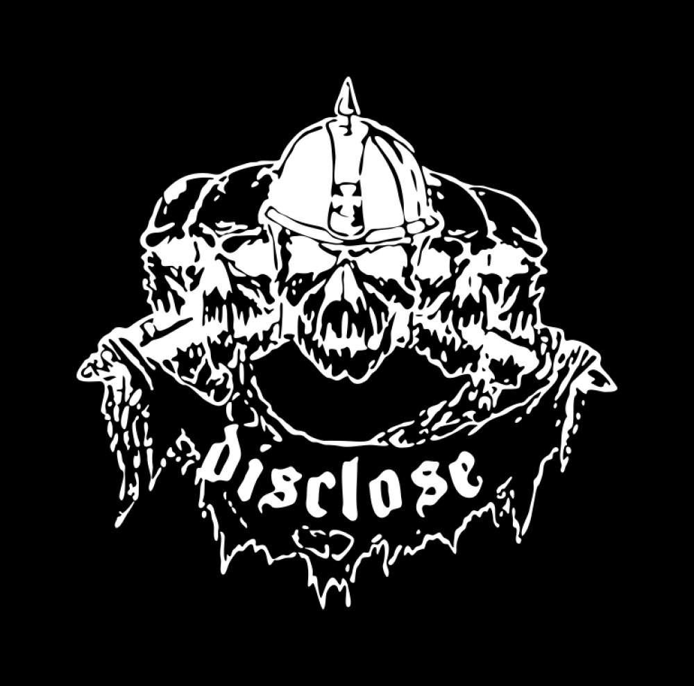 disclose t-shirt backpatch