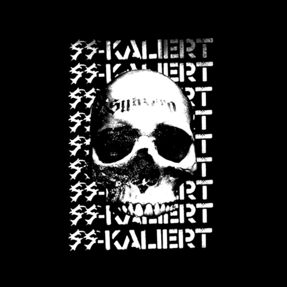 ss-kaliert t-shirt backpatch