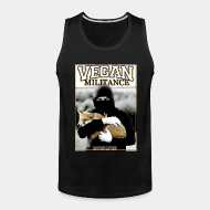 Tank top ♂ Vegan militance saves lives