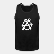 Tank top ♂ working class syndicalism unionism class war