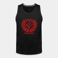 Tank top ♂ Always antifascist