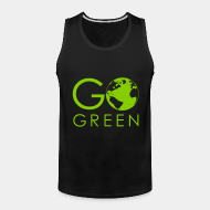 Tank top Go green