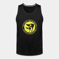 Tank top ♂ No state - no caliphate. Rojava revolution