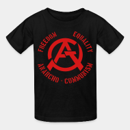 Ni�os Freedom equality anarcho-communism