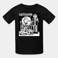 Ni�os Capitalism is destroying our planet