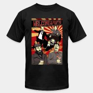 Camisetas de producci�n local Welcome to the communist party