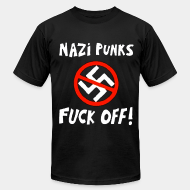 Local product Nazi punks fuck off!