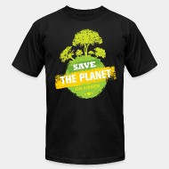 Local product Save the planet / Go green