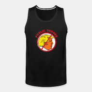 Tank top Trump public danger