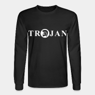 Long-sleeves crewneck Trojan
