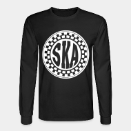 Long-sleeves crewneck SKA