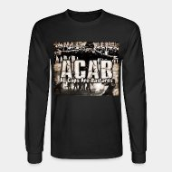 Long-sleeves crewneck ACAB All Cops Are Bastards