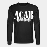 Long-sleeves crewneck ACAB 1312