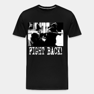 T-shirt Xtra-Large Fight back!
