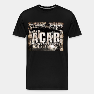 T-shirt Xtra-Large ACAB All Cops Are Bastards