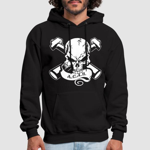 A.C.A.B. All Cops Are Bastards - ACAB Hooded sweatshirt