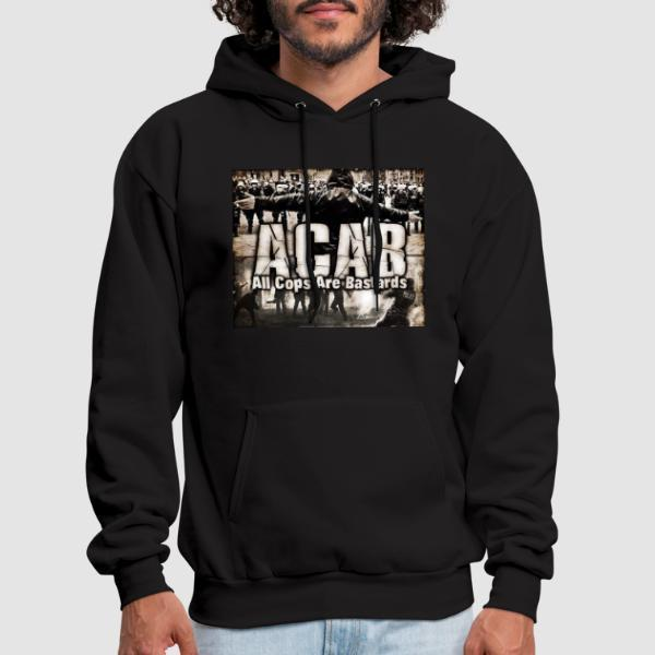 ACAB All Cops Are Bastards - ACAB Hooded sweatshirt