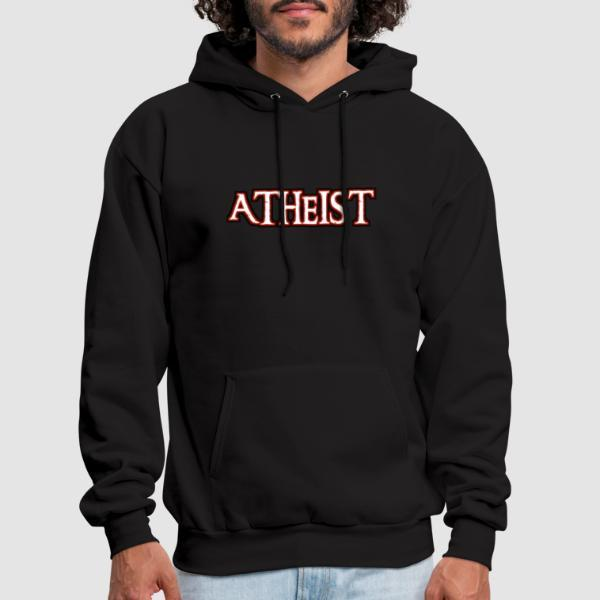 Atheist - Atheist Hooded sweatshirt