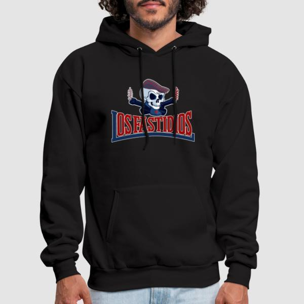 Los Fastidios - Band Merch Hooded sweatshirt