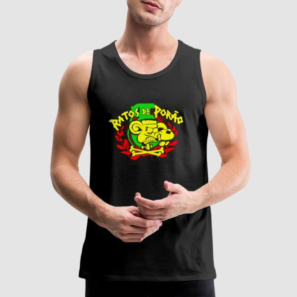 Ratos De Porao - Band Merch Tank top