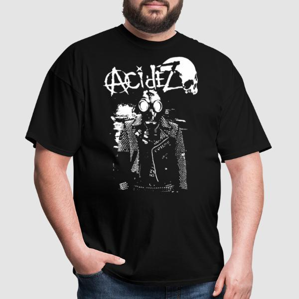 Acidez - Band Merch T-shirt