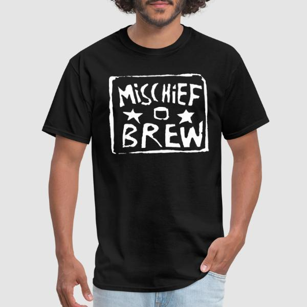 Mischief Brew - Band Merch T-shirt