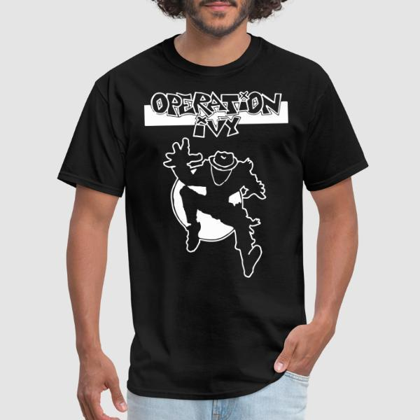 Operation Ivy - Energy - Band Merch T-shirt