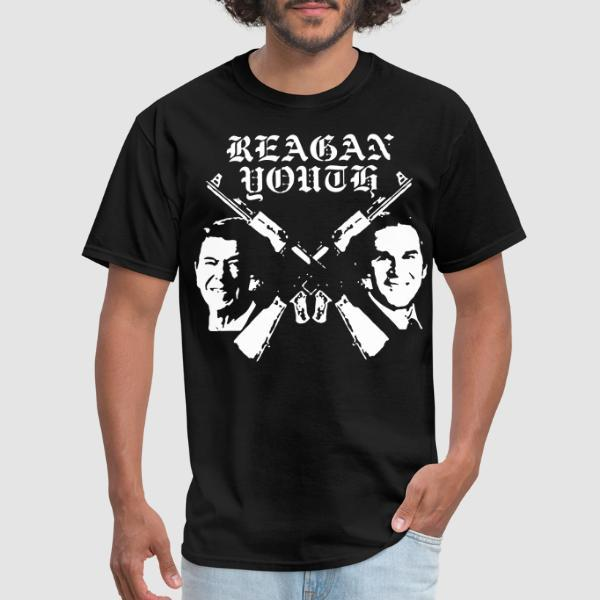 Reagan Youth - Band Merch T-shirt