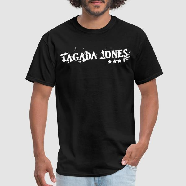 Tagada Jones - Band Merch T-shirt