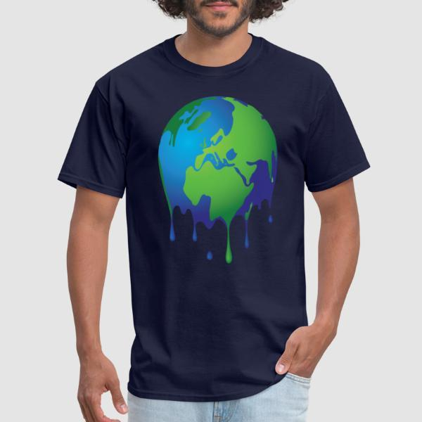 Global Warming - Eco-friendly T-shirt