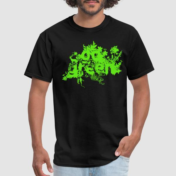 Go green - Eco-friendly T-shirt