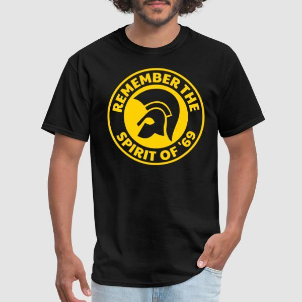 Remember the spirit of '69 - Skinhead T-shirt