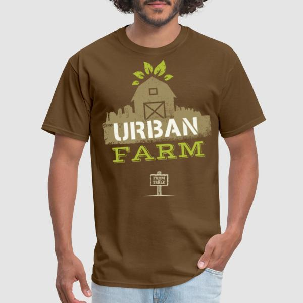 Urban farm - Eco-friendly T-shirt