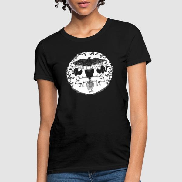 Animal liberation - Animal Liberation Women T-shirt