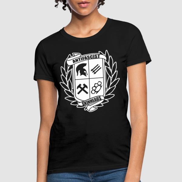 Antifascist skinheads - Skinhead Women T-shirt