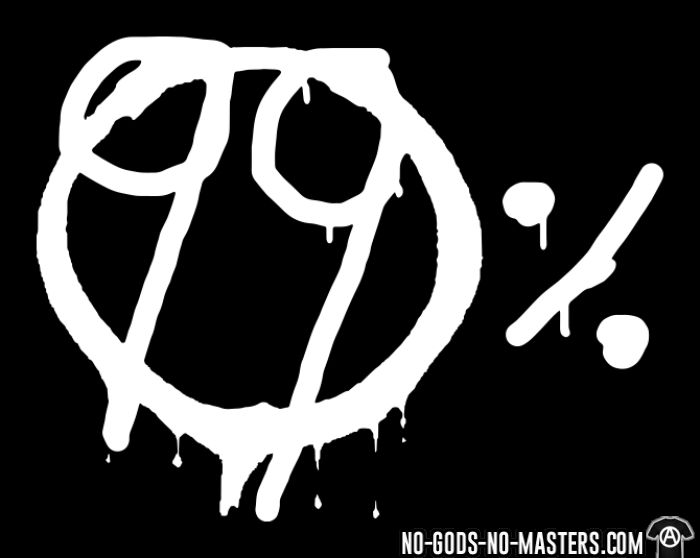 99% - Anonymous Local T-shirt