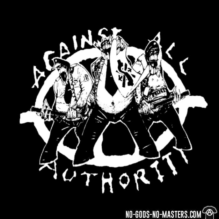 Against All Authority - Band Merch Long sleeves