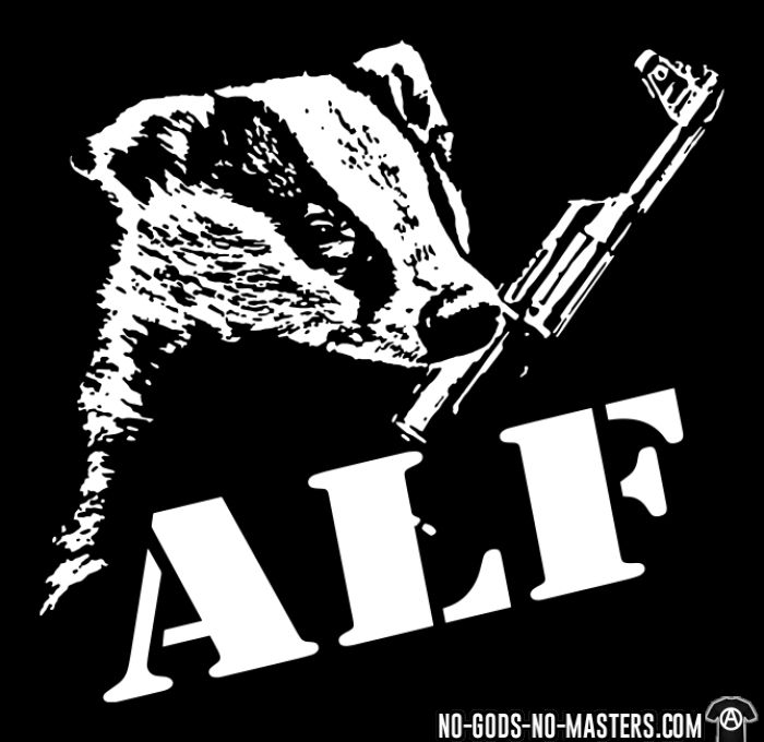 ALF - Animal Liberation T-shirt