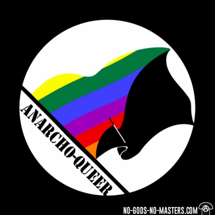Anarcho-queer - Feminist T-shirt