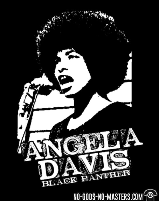 Angela Davis black panther - Feminist Tank top