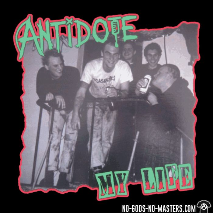 Antidote - My life - Band Merch Tank top