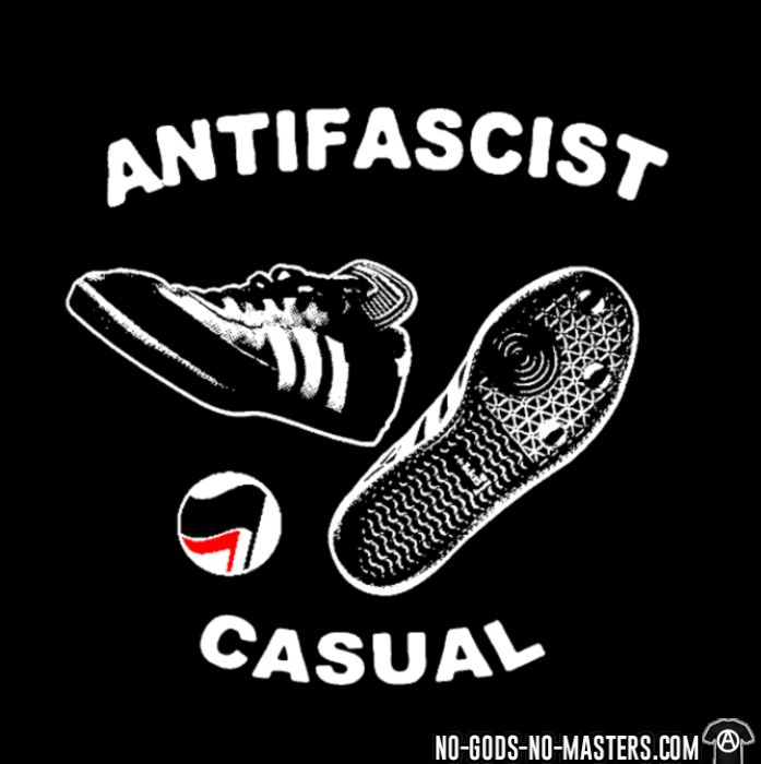 Antifascist casual - Anti-fascist Kids t-shirt