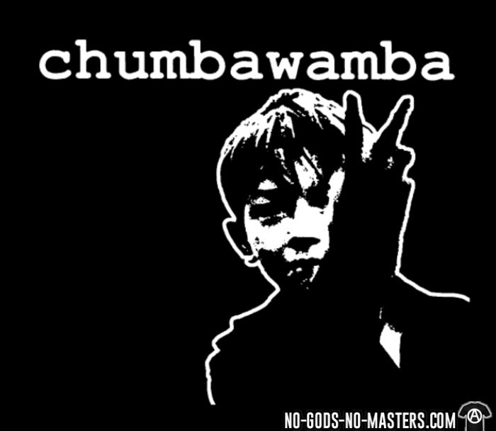 Chumbawamba - Band Merch Women tank tops