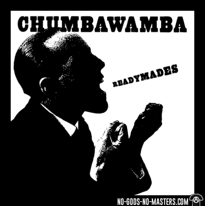 Chumbawamba - Readymades - Band Merch T-shirt