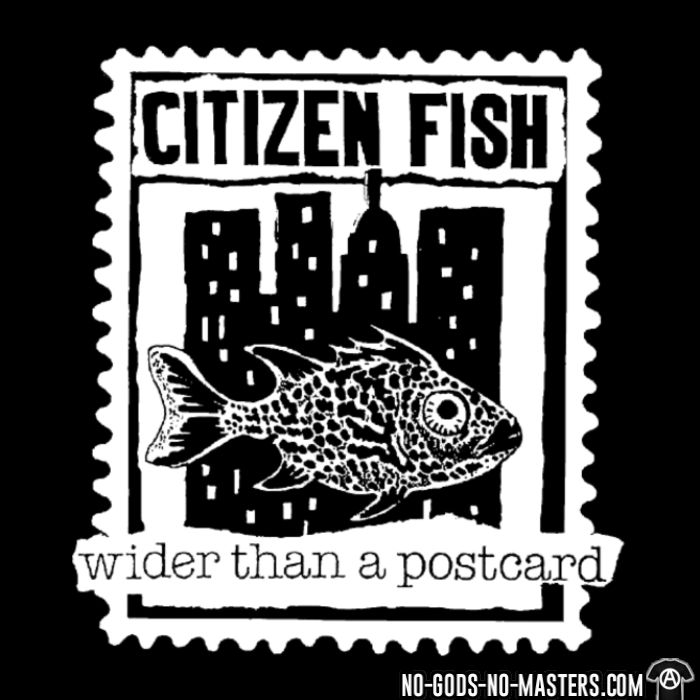 Citizen Fish - Wider than a postcard - Band Merch Women T-shirt