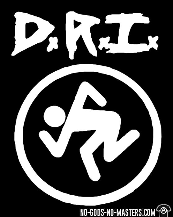 D.R.I. Dirty Rotten Imbeciles - Band Merch T-shirt