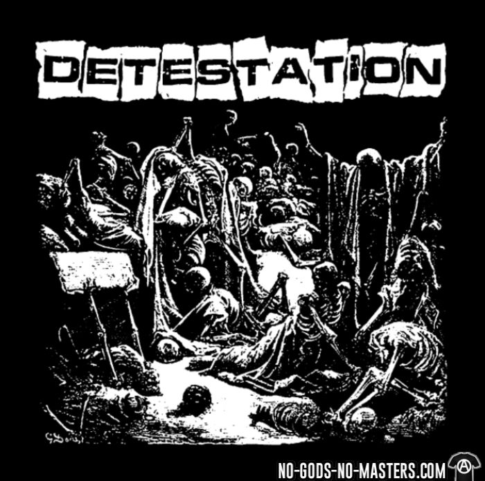 Detestation - Band Merch Long sleeves