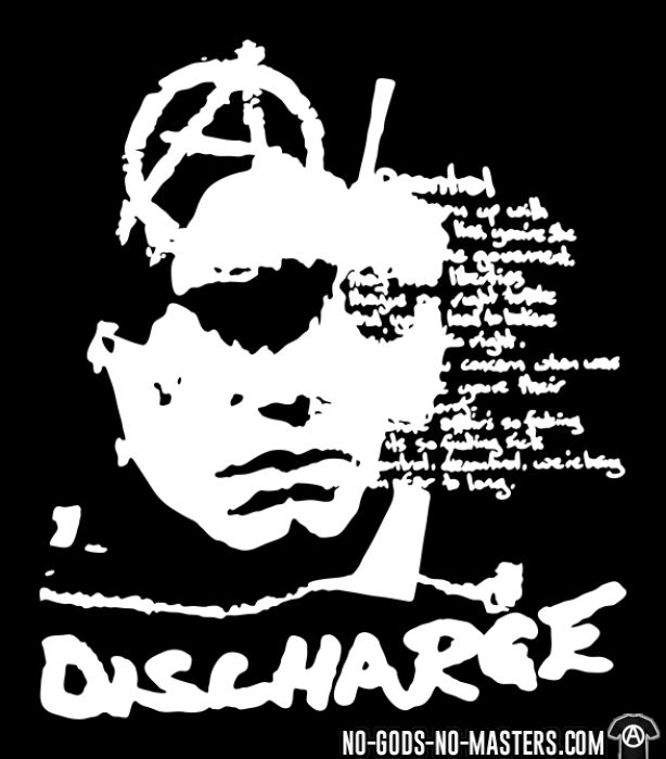 Discharge - Band Merch T-shirt