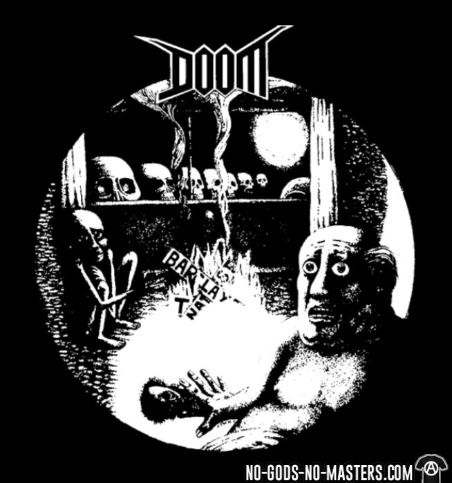 Doom - Band Merch T-shirt