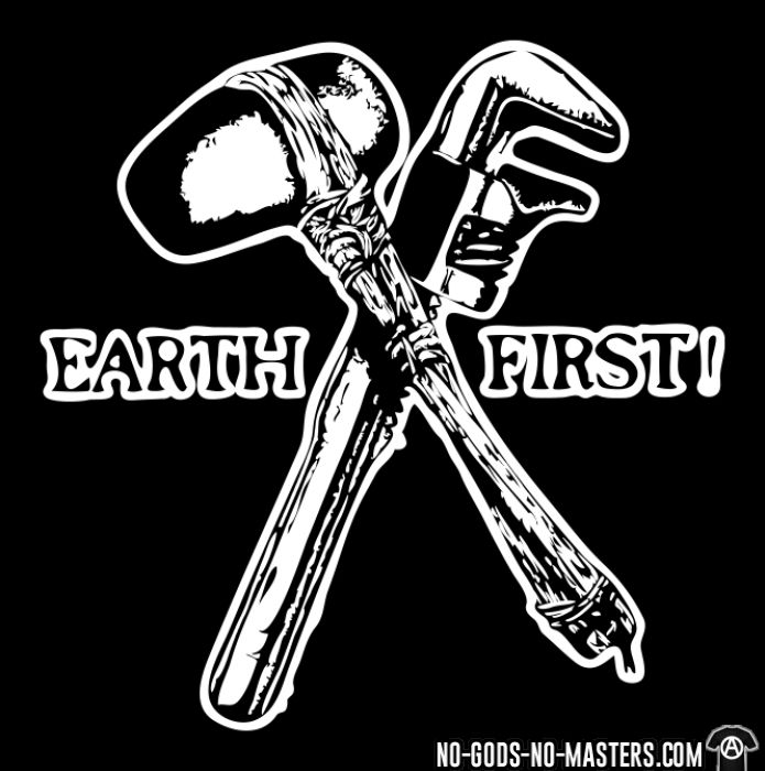 Earth first! - Eco-friendly Kids t-shirt